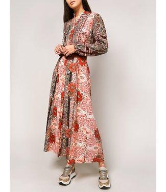 Summum Woman 5s1130-11103 Dress oriental flower