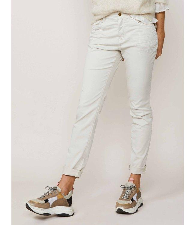 Summum Woman 4s1895-11147 Trousers crispy twill stretch
