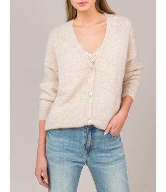 Summum Woman 7s5472-7744 Cardigan superfine alpaca knit
