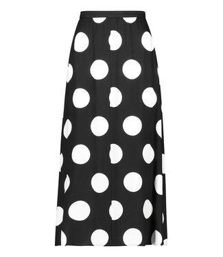 Penn&Ink S20F751 skirt AOP