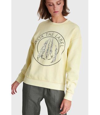 Alix the Label 201893536 ladies knitted claw sweater