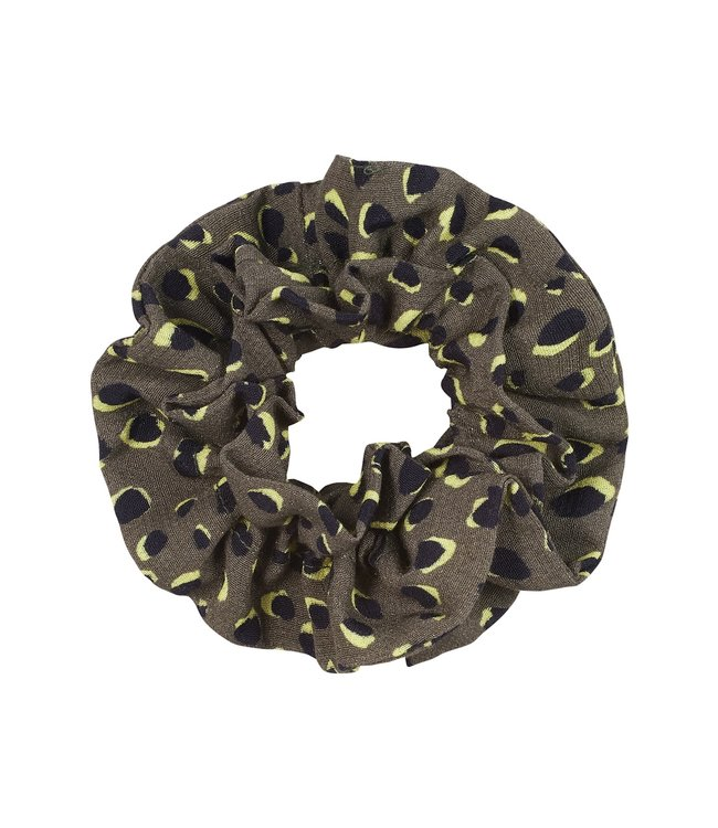 Catwalk Junkie 2002013202 AC JUICY LEOPARD SCRUNCHIE