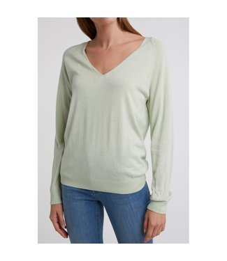 Yaya 1000273-012 V-neck sweater