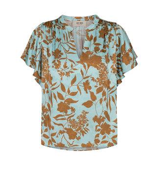 Mos Mosh 132070 Renata Stencil blouse