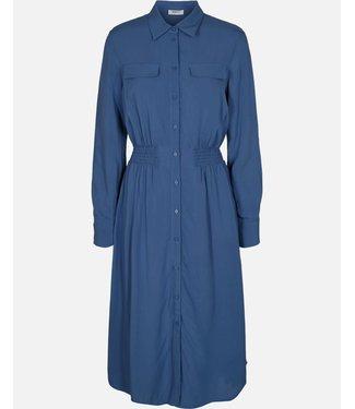 MOSS Copenhagen 14854 Caddy Beach LS Shirt Dress