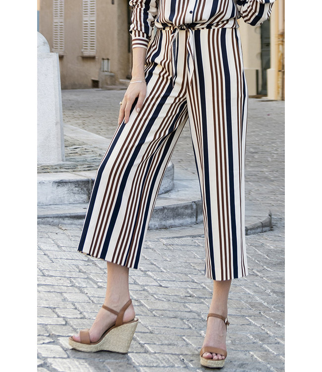 Esqualo SP20.14040 Culotte stripes