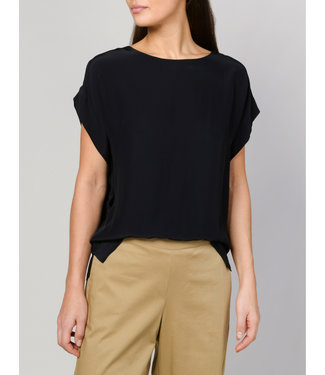 Summum Woman 2s2370-11110 Top short sleeves fluid viscose