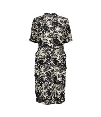 Geisha 07085-20 Dress bi-color with straps s/s