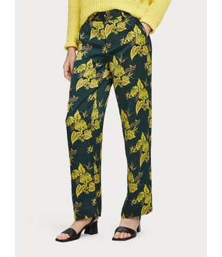 Maison Scotch 156384 Wide leg drapey pants
