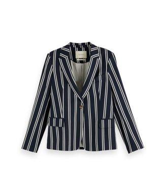Maison Scotch 158260 Classic tailored blazer