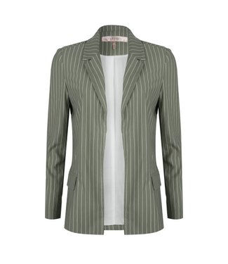 Esqualo SP20.16019 Blazer thin stripe