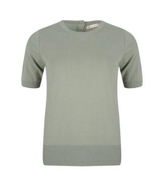 Esqualo SP20.03034 Sweater s/slv button