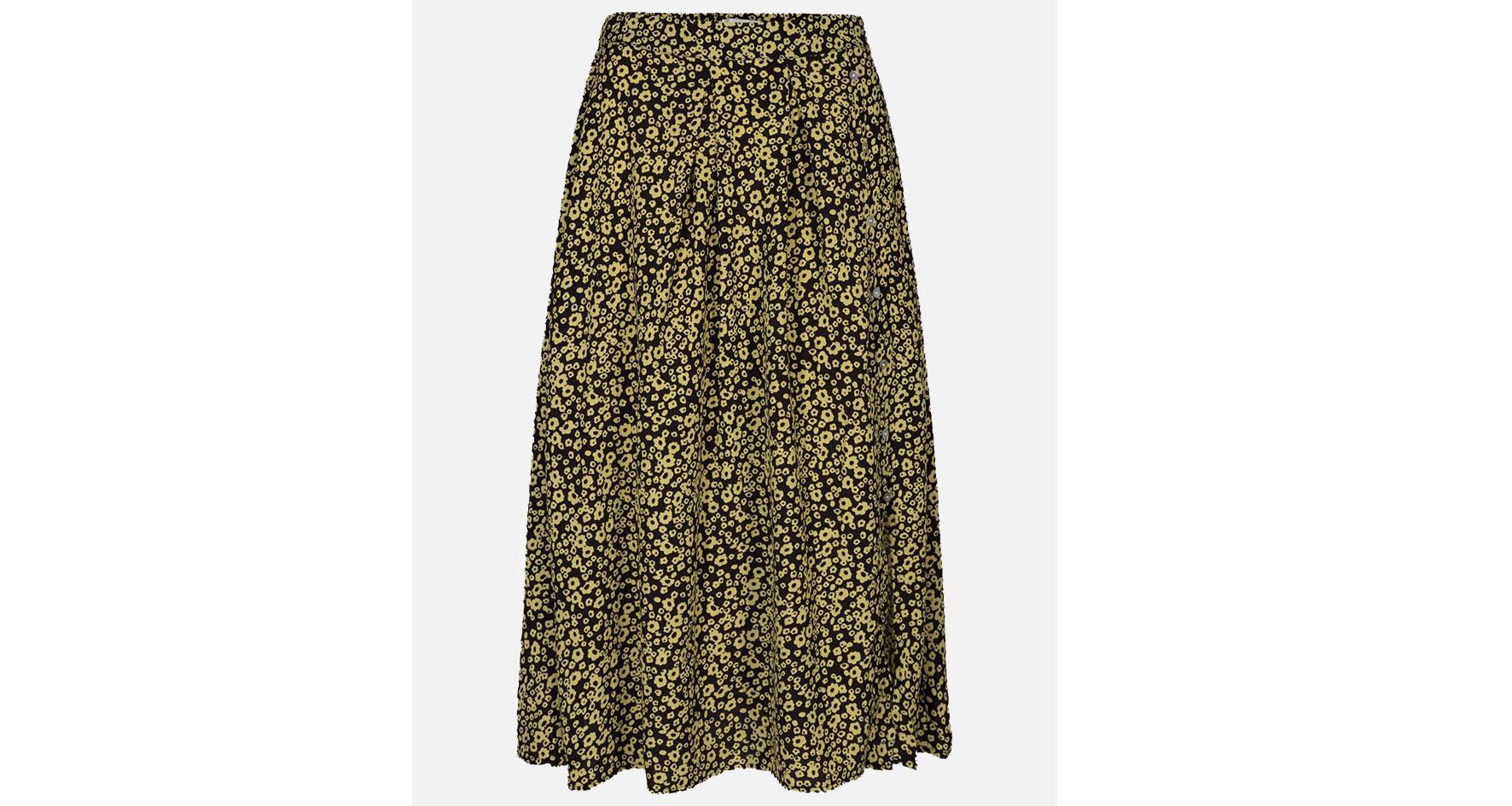 de Flower-Skirt