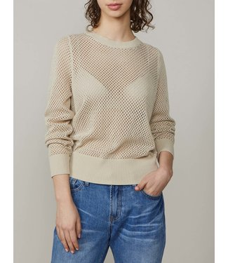 Summum Woman 7s5476-7746 Sweater high twisted cotton knit