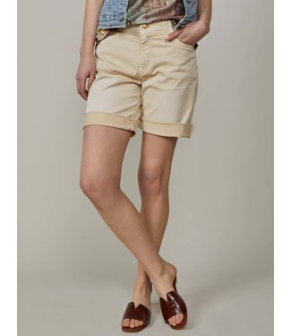 Summum Woman 4s1958-11204Short long crispy twill stretch