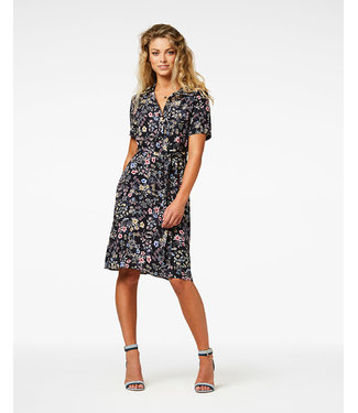 Freebird Bridgine mini dress short sleeve
