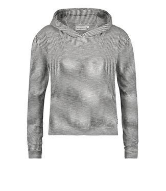 Penn&Ink S20F759LTD hoodie stripe