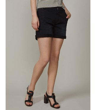 Summum Woman 4s1959-11204Short crispy twill stretch