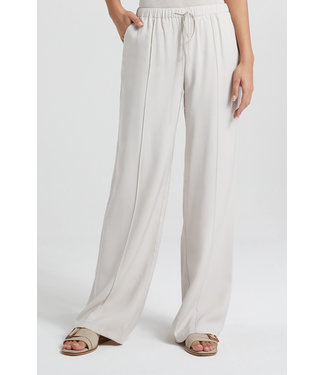Yaya Relaxed fit wide leg trousers