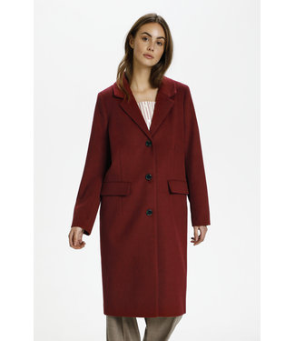 Soaked in Luxury Stokholm Twill Coat