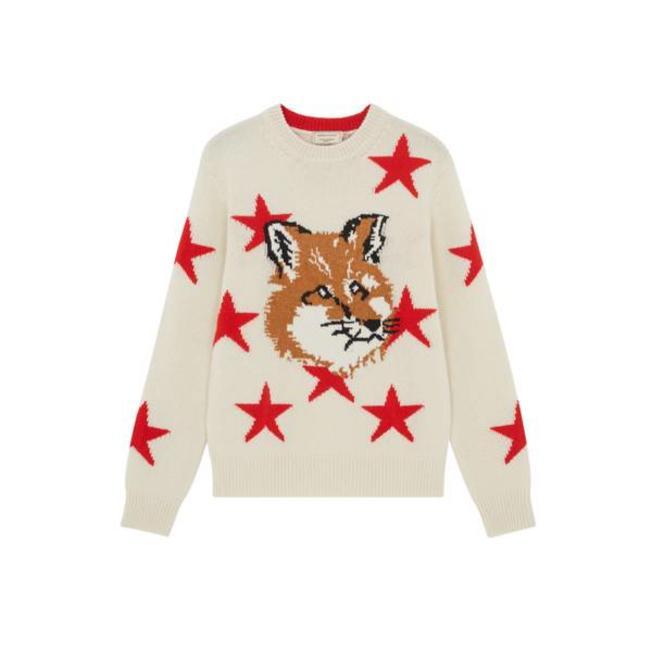 Fox Head Stars Pullover