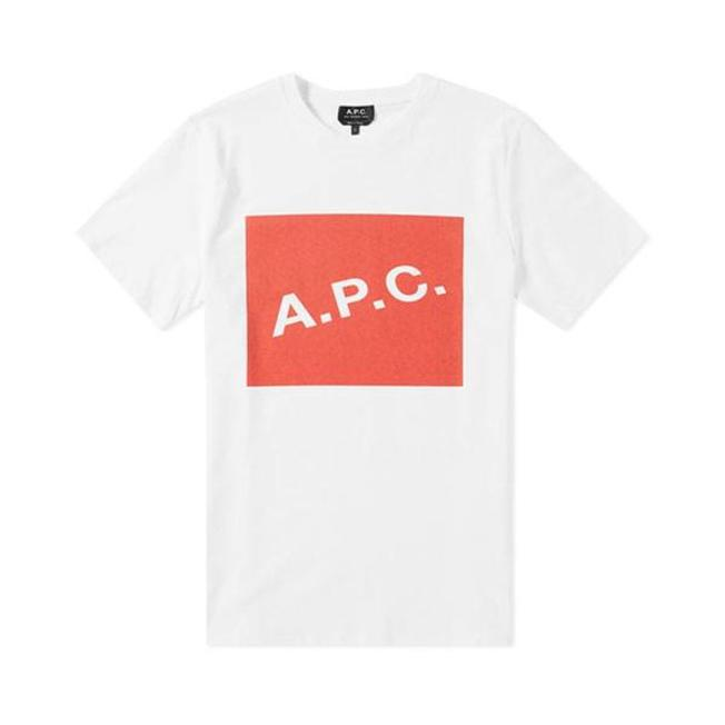 T-shirt Kraft Rouge