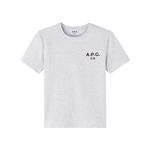 T-shirt Flag Grey