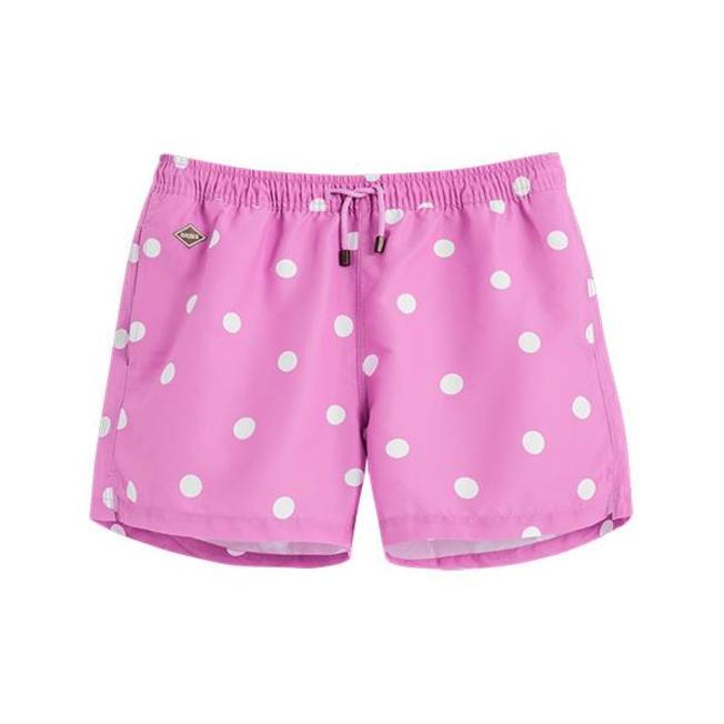 Pink Dot Swimshort