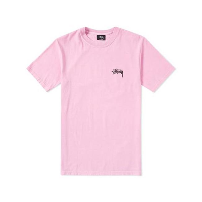Tribeman Pig Dyed Tee Pink