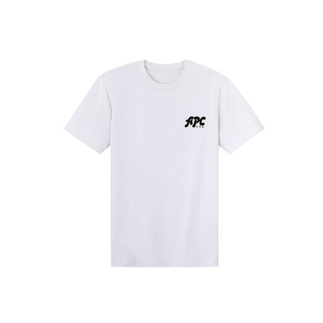 A.P.C. US T-Shirt Richie White