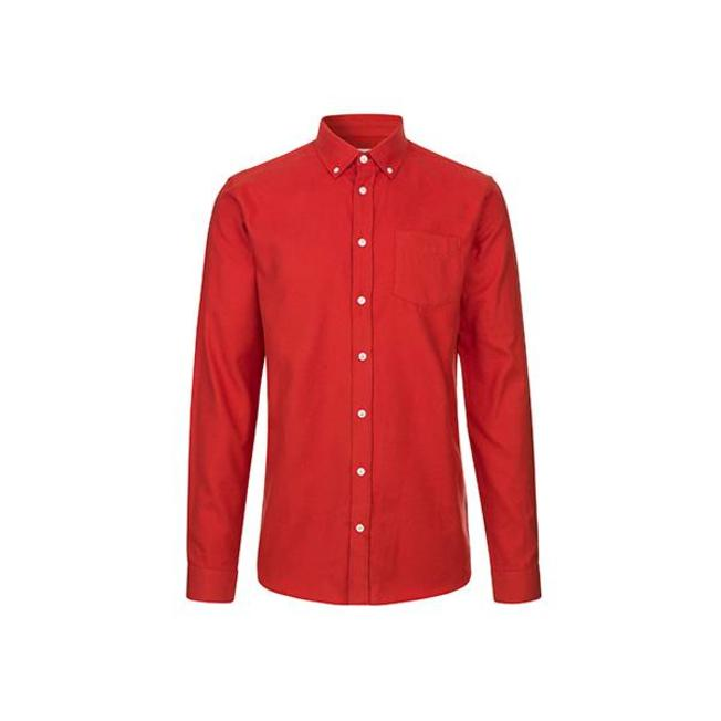 Hunter Shirt Pale Red 1142