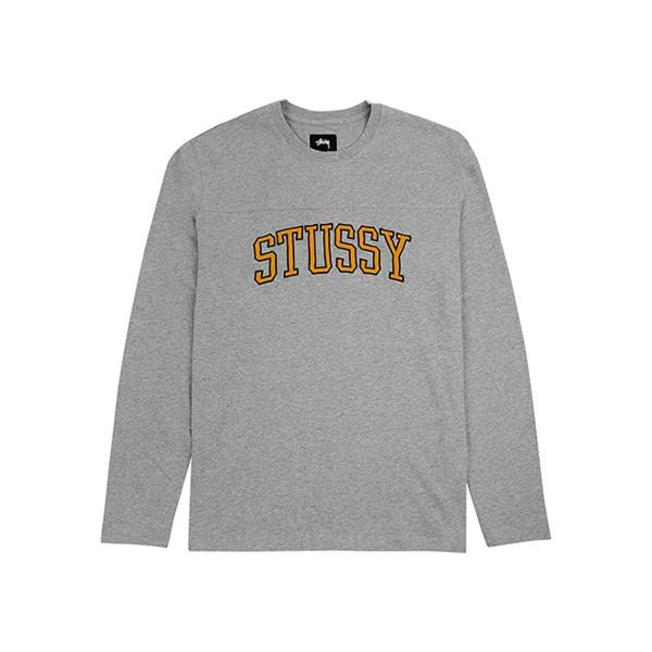 Kent Football LS Jersey Grey