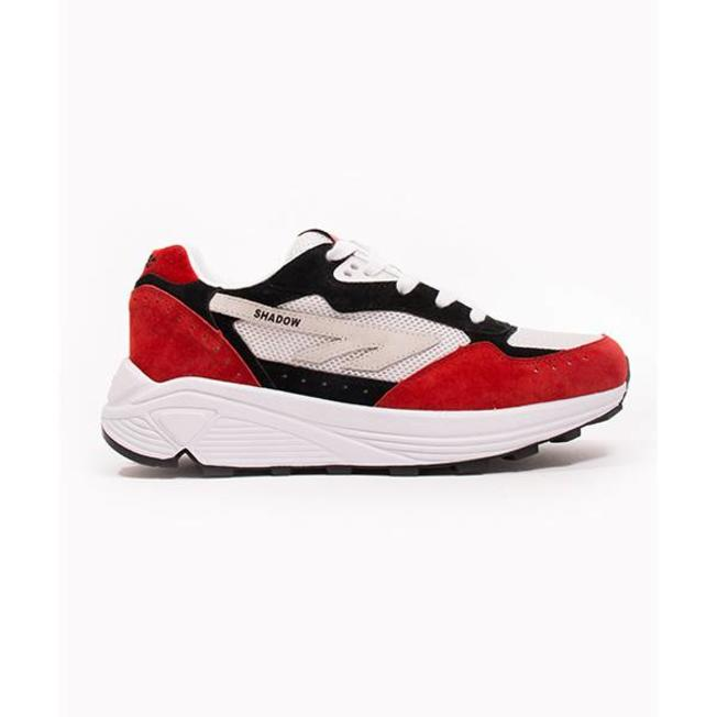 HTS Silver Shadow RGS - Fiery red / Black