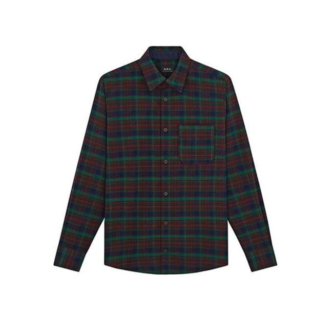 Timber Flannel Overshirt