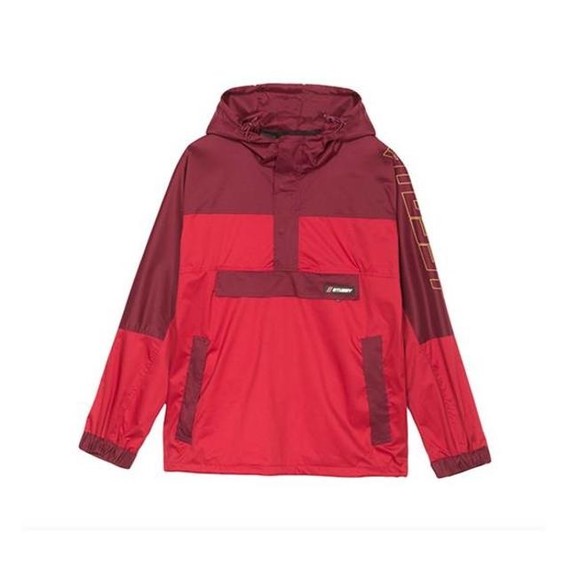 Alpine Pullover Red