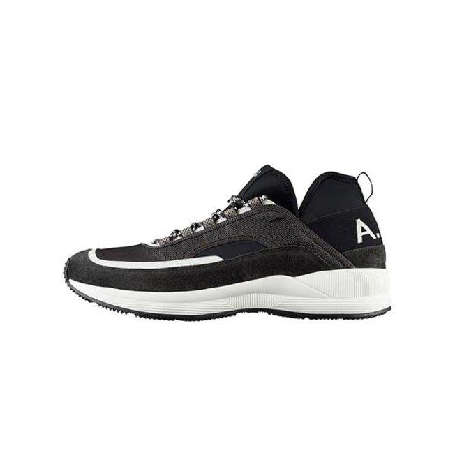 A.P.C. Sneakers Alexander Black