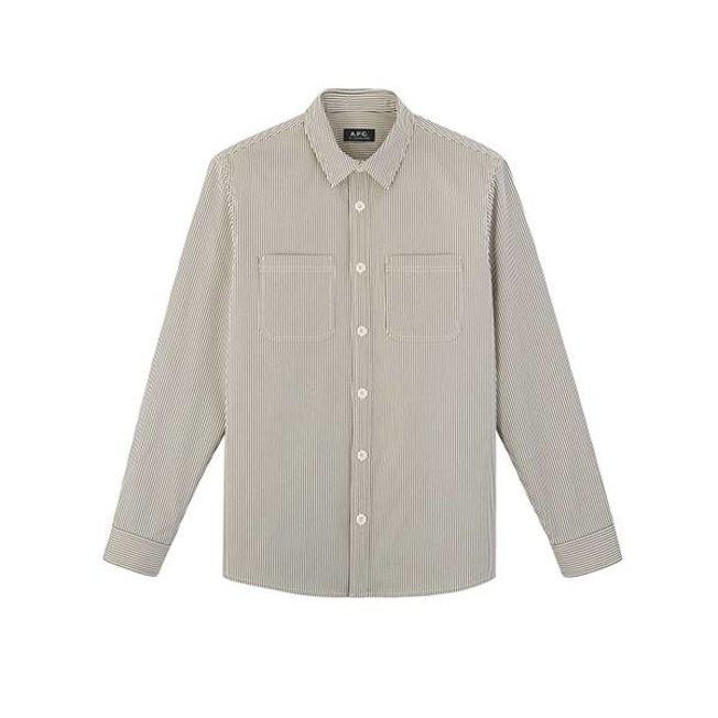 A.P.C. Shirt David Grey