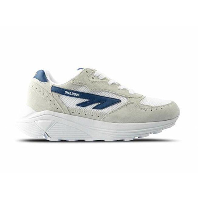 Silver Shadow HTS Off White / Royal