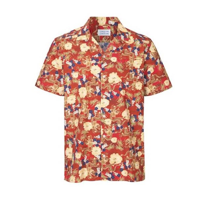 Cave S/S Red Dragon