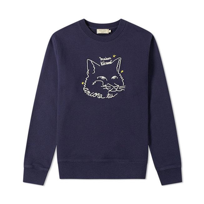 Sweatshirt Ancora Navy