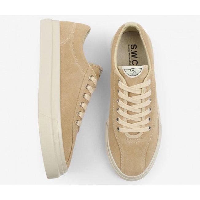S.W.C. Dellow Suede Sneaker Sand