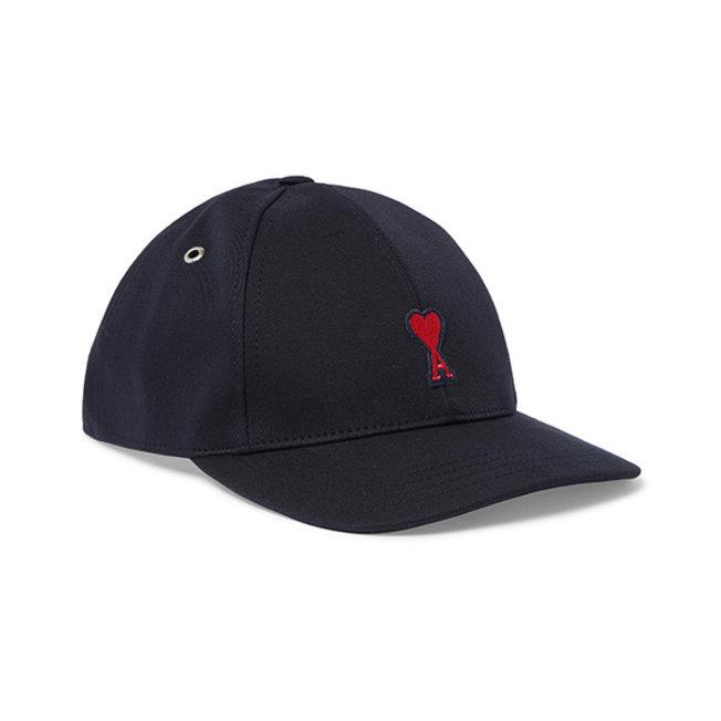 AMI de Coeur Baseball Cap Navy