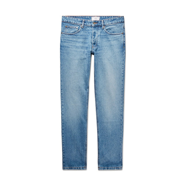 AMI 5 Pocket Jeans Washed