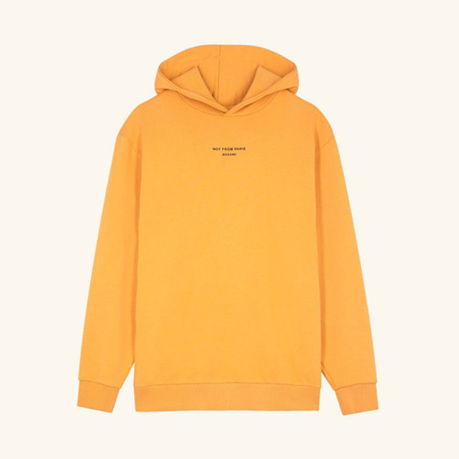 DDM NFPM Hoodie Yellow