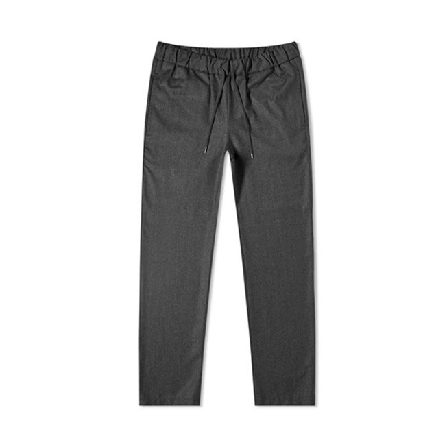 Kaplan Drawstring Trouser Grey