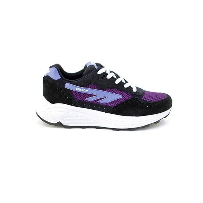 HTS Silver Shadow RGS - Charcoal/Purple/Black Lavender