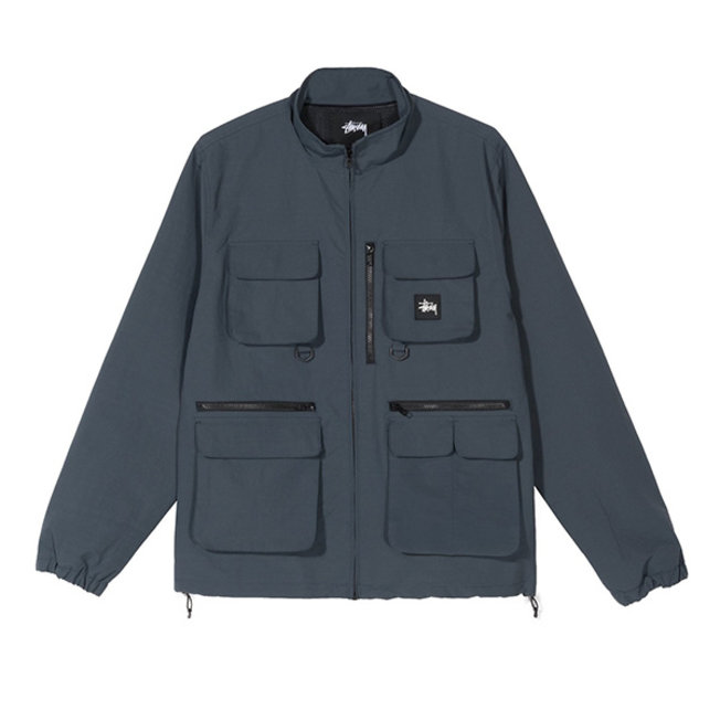 Utility Jacket Slate