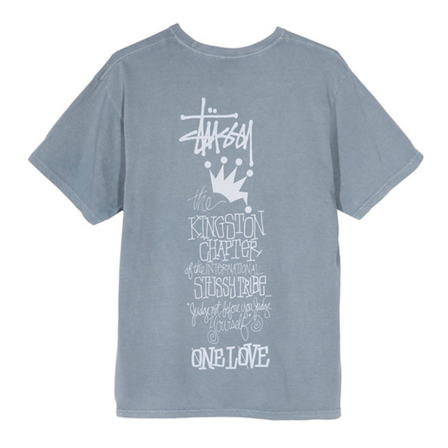 Kingston Chapter Pig Dyed Tee Slate