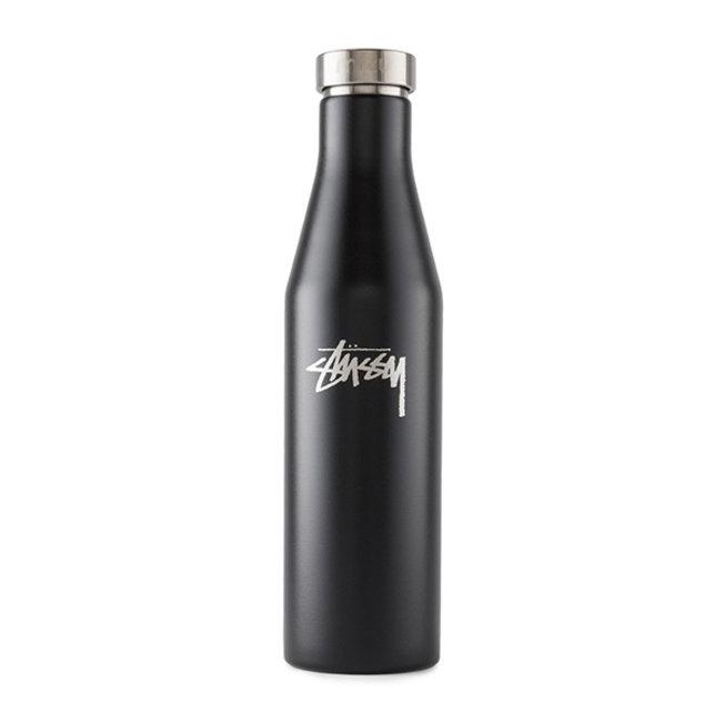 Mizu Matte Water Bottle Black