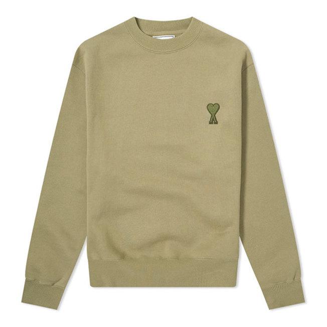Big Ami de Coeur Sweatshirt Sage 317